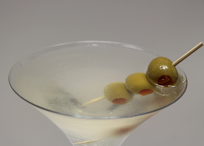 C2 vodka martini