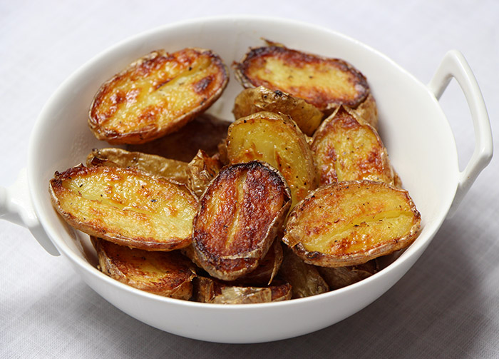V26 roasted potatoes
