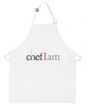 Chef I Am White Apron – One Size